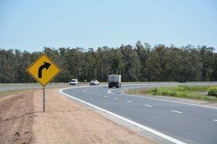 Quedó habilitado el primer tramo de la transformación en autopista de la Ruta 34