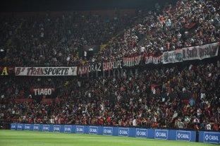 Pusieron a la venta más entradas para la final de la Copa Sudamericana
