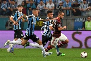 Copa Libertadores: Gremio le igualó en el final a Flamengo