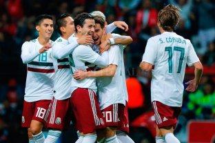 Martino volvió a la victoria con México