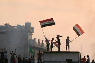 Al menos 12 muertos tras protestas en Irak