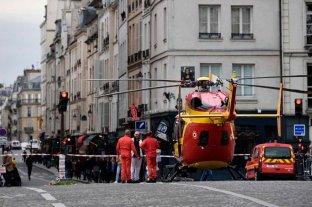 Francia: Un hombre asesinó a cuatro policías con un cuchillo