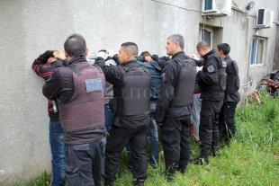 Trasladaron presos alojados en comisarías a Unidades Penitenciarias