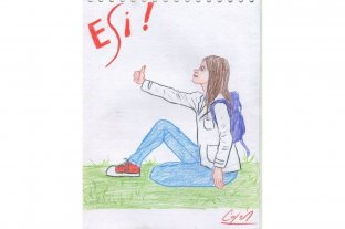 Los estudiantes piden por la ESI
