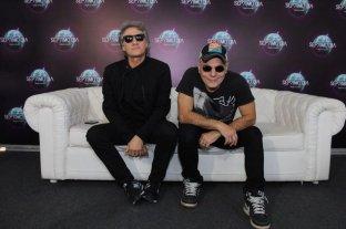 Vuelve Soda Stereo con Zeta Bosio, Charly Alberti e invitados especiales
