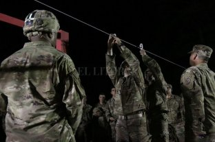 EEUU: 22 paracaidistas heridos en ejercicio militar fallido