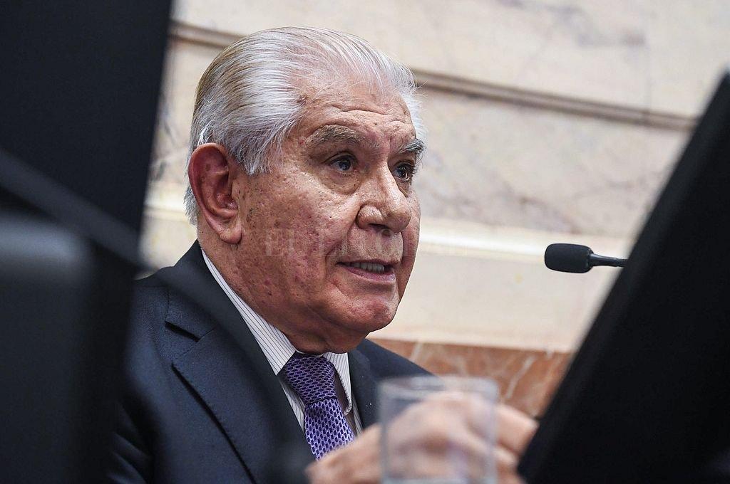 Senador Guillermo Pereyra. Crédito: Gentileza