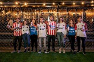 Cerveza Santa Fe anticipó el clásico y unió a hinchas y jugadores