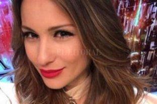 Pampita elogió a Luciano Castro tras la viralización de su foto