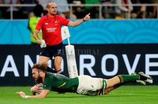 Sudáfrica ganó y se acerca a la clasificación