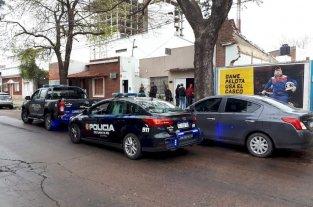 Violento robo en barrio Sur