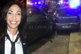 Acusan a Ernestina Pais de chocar en estado de ebriedad e intentar huir