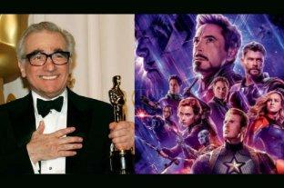 "Para Martin Scorsese,  las películas de Marvel ""no son cine"""