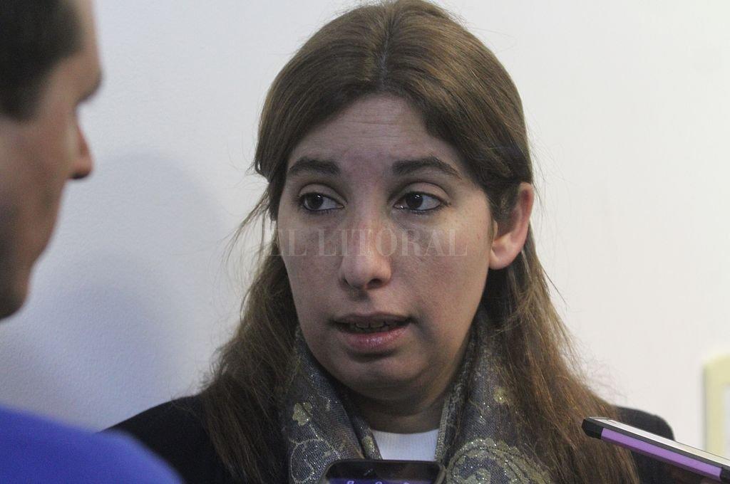 Fiscal María Laura Urquiza. <strong>Foto:</strong> Archivo El Litoral