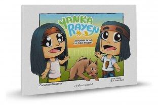 Presentan un comic que recupera la cultura de los pueblos originarios