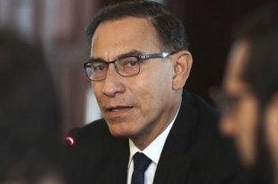 Perú: Martín Vizcarra aspira a una banca en el Congreso en las próximas elecciones