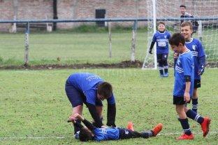 Comenzó la segunda edición del torneo infantil El Lasallanito
