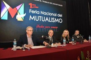 """""""Nos abrimos a la sociedad para visualizar el desarrollo del mutualismo"""""""