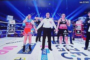 La rafaelina Soledad Matthysse cayó por puntos en Polonia