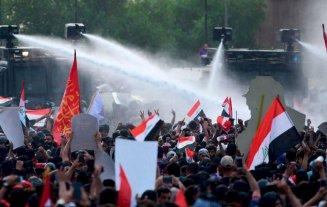93 muertos y 4000 heridos tras cinco días de protestas en Irak