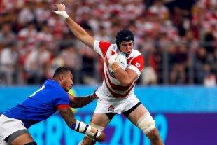 Japon venció a Samoa por 38 a 19 y dio otro paso rumbo a la clasificación