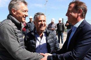 "Macri se pronunció a favor de ""las dos vidas"" en Mendoza"