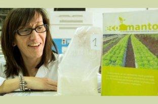 Desarrollan un manto biodegradable para inhibir malezas en cultivos
