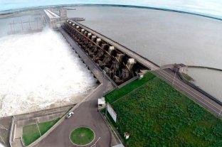 Comenzó el traslado de la primera nueva turbina para Yacyretá