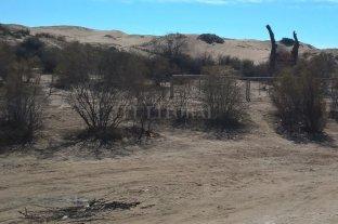 Un hombre murió en Mendoza tras volcar con su cuatriciclo en zona de médanos