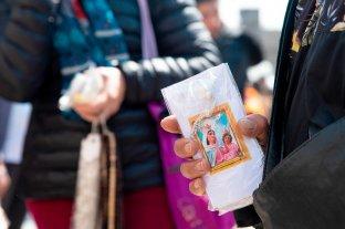 """El pueblo """"no quiere ningún tipo de grieta"""", dijo el obispo Vázquez en Luján"""