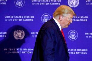 """Un segundo funcionario de inteligencia se presenta como """"delator"""" contra Trump"""