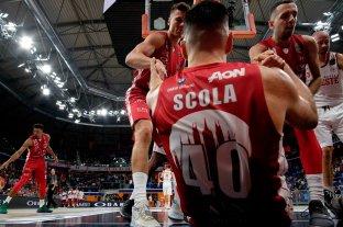 Buena actuacion de Scola en la victoria del Olimpia Milano