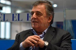 """Mario Negri: """"La pobreza en el país es una deuda moral de la política"""""""