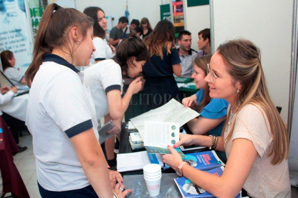 Actividad. El Polo Educativo Vieja Usina está ubicado en Rivadavia 1660. Crédito: Gentileza.