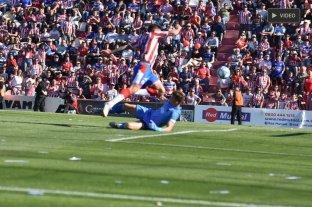 Con gol de Mazzola, Unión supera a Colón
