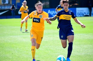 Fútbol Femenino: Boca goleó a Rosario Central y pasó a liderar el torneo
