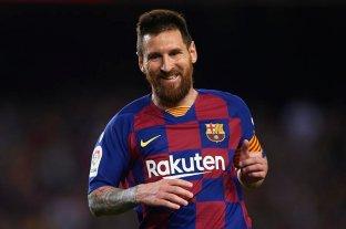 Barcelona goleó a Sevilla, con un tanto de Messi y una chilena de Suárez