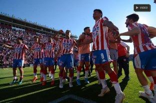 Unión le ganó 1 a 0 a Colón en el 15 de Abril