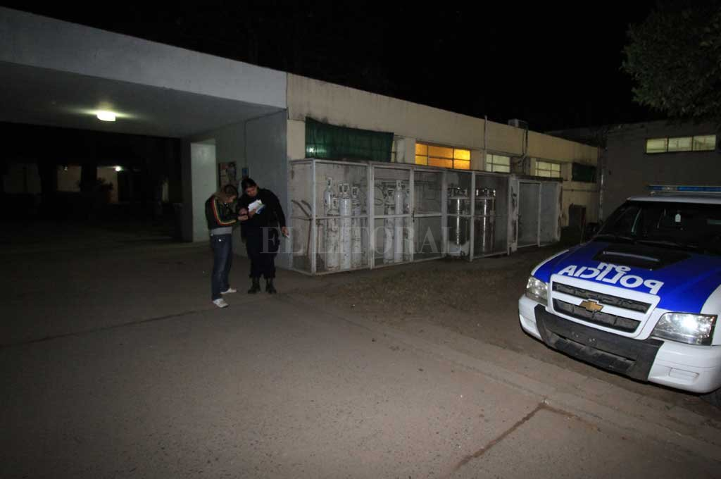 Las tres personas fueron atendidas en el Mira y López Crédito: Archivo El Litoral