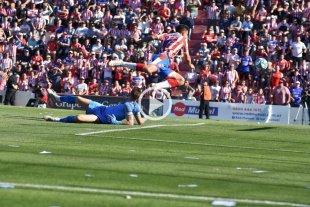 Superliga: El show de goles de la fecha 9