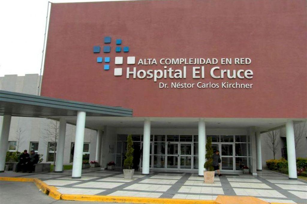 Hospital de Alta Complejidad Néstor Kirchner <strong>Foto:</strong> Gentileza