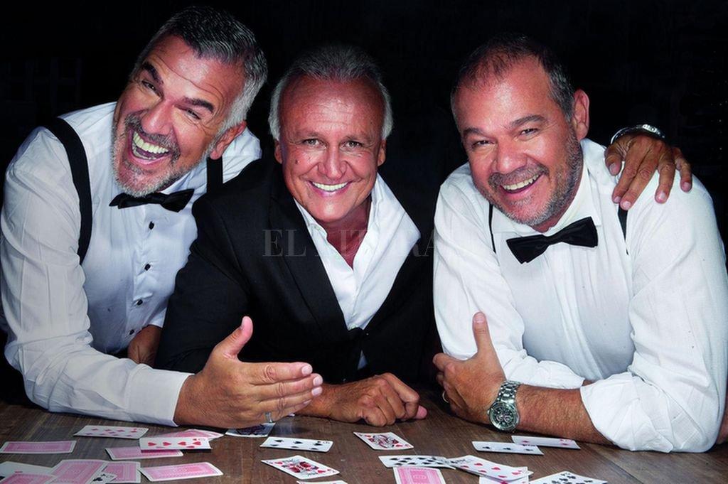 El trio más famosos de Santa Fe <strong>Foto:</strong> El Litoral
