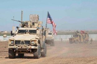 Estados Unidos comienza su retirada de Siria