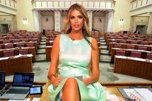 Una ex modelo de Playboy anunció que será candidata a presidenta de Croacia