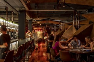 Un bar argentino fue elegido por primera vez como el de mejor diseño de América
