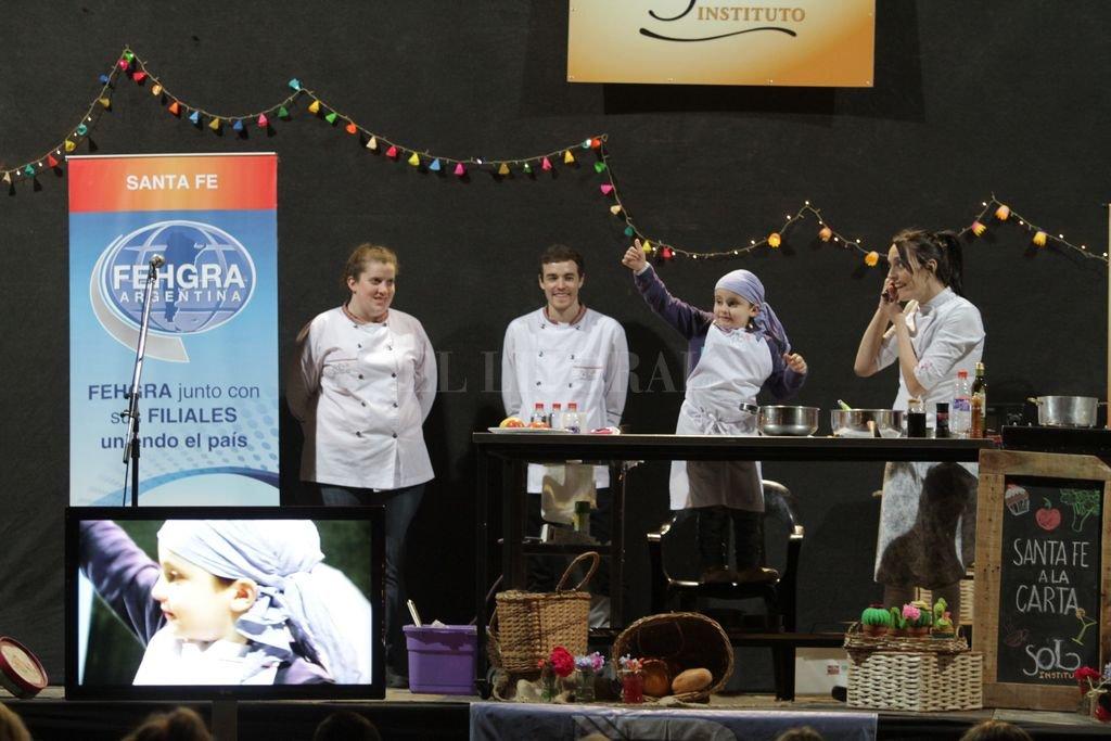 El encuentro apuesta a fomentar, con distintas actividades, la gastronomía autosustentable mediante el cultivo propio de alimentos. Crédito: Archivo El Litoral