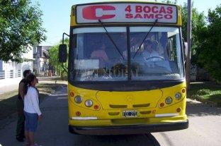 Suspenden temporalmente el servicio de la línea C Roja de Santo Tomé