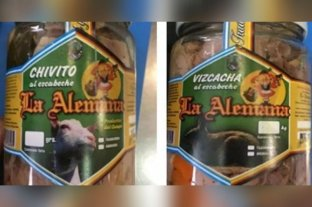 ANMAT prohibió la venta de una serie de alimentos en escabeche