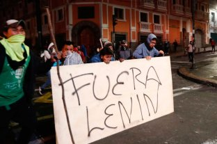 Ecuador: Tras las protestas trasladan la sede de gobierno a Guayaquil