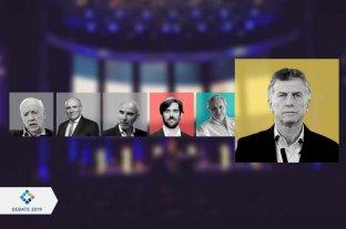 Debate presidencial: la propuesta de Mauricio Macri